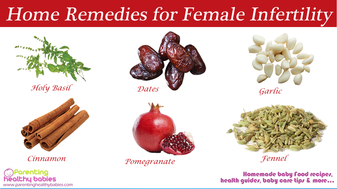 Female Infertility Remedies