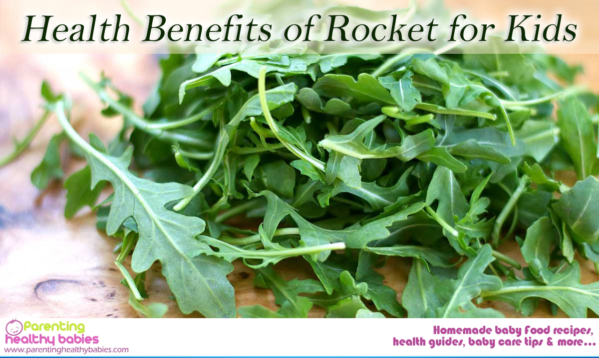 Rocket Health Benefits for kids