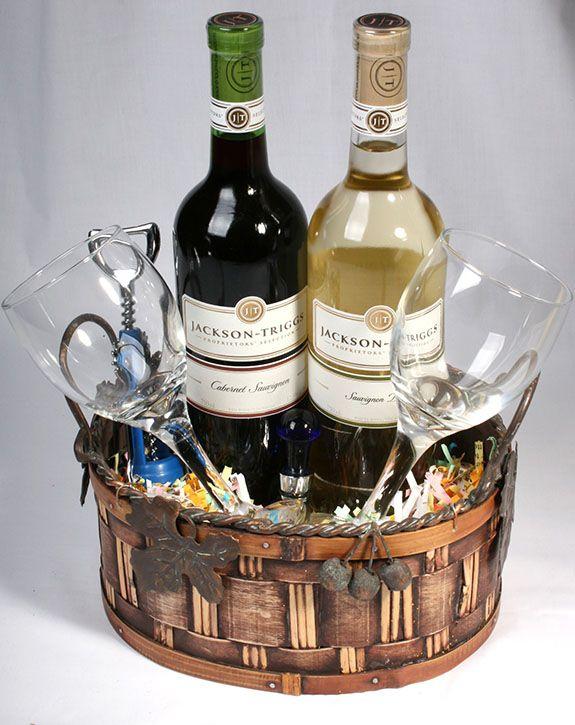 wine easter box