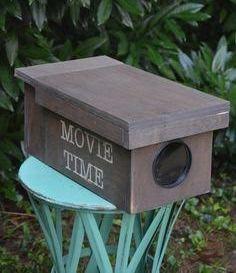 Y Shoebox Projector