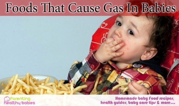 Gas In Babies