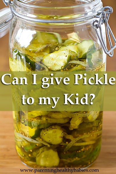 Benefits of Pickles
