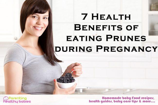 benefits of eating prunes
