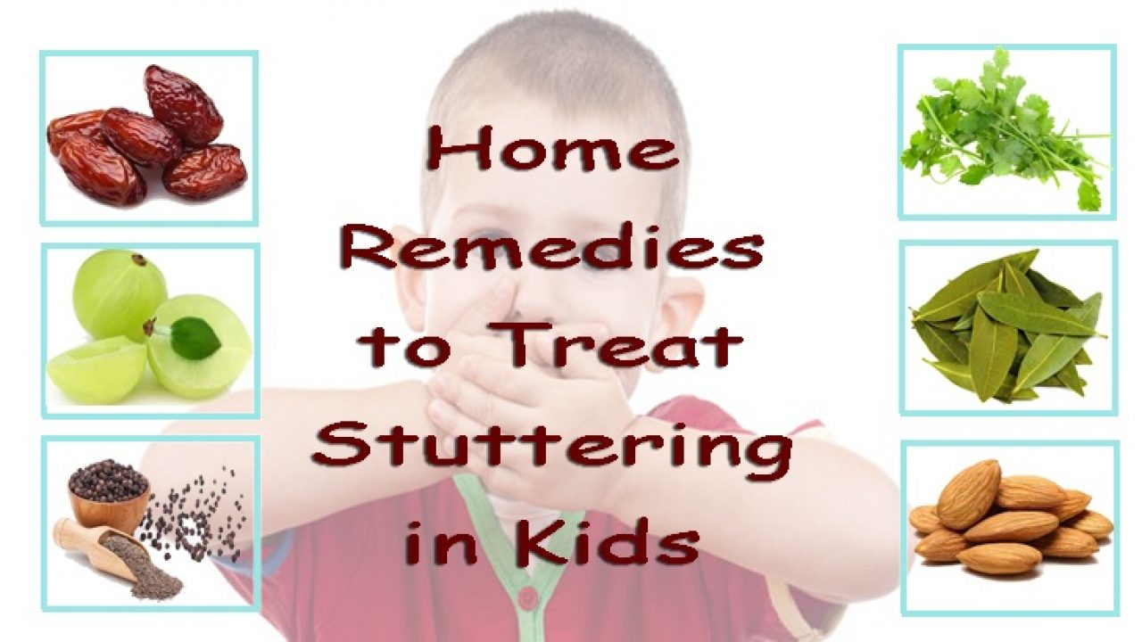 For stammering remedies 5 Home