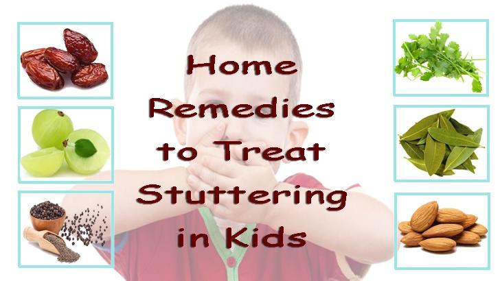 Treat Stuttering in Kids