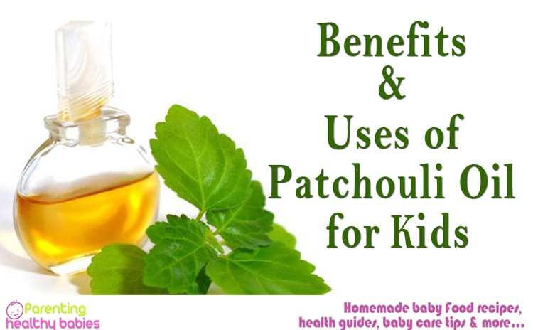 Patchouli Oil for kids