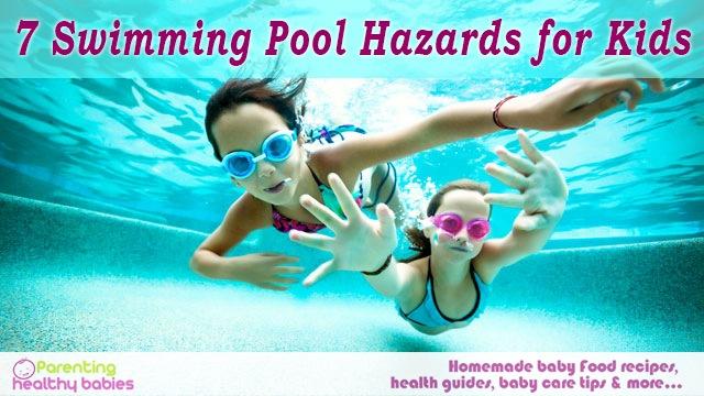 Swimming Pool Hazards