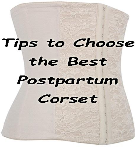 Postpartum Corset