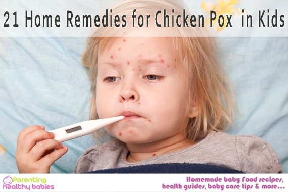 Chicken Pox in Children