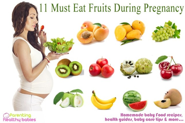 fruits eat during pregnancy2
