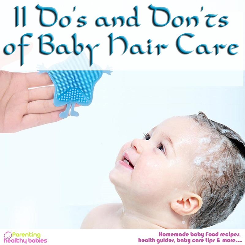 Baby Hair Care