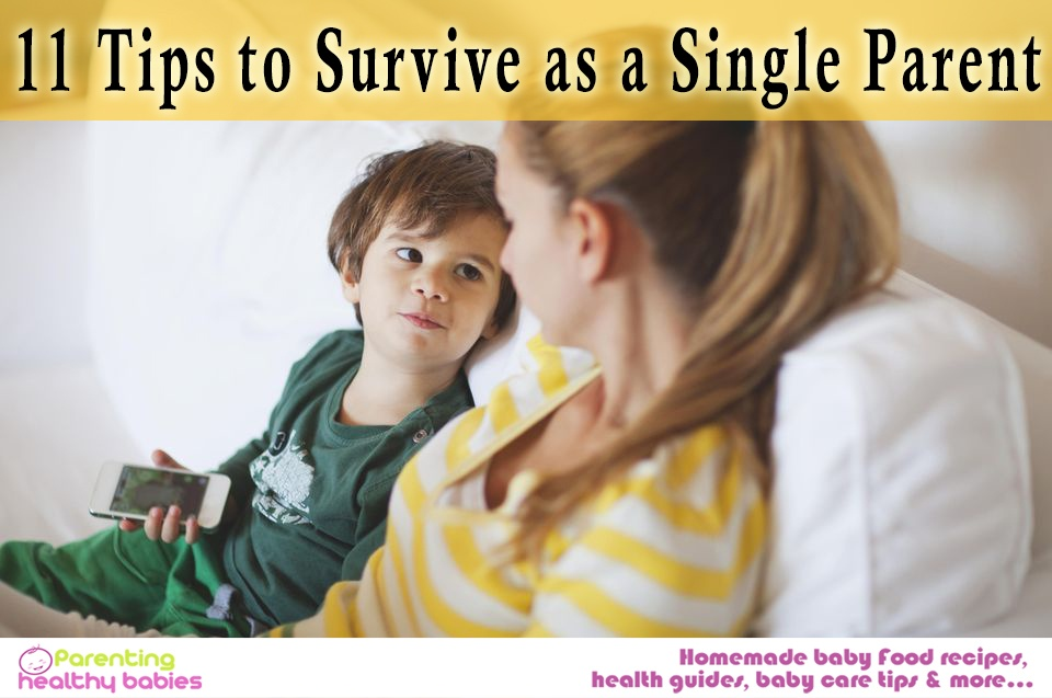 how to be a good single mother, Single parents, raising a child alone, tips for single parents