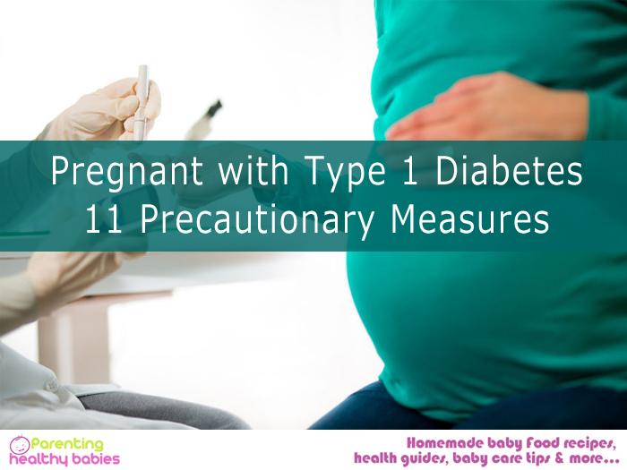 Pregnant with Type 1 Diabetes
