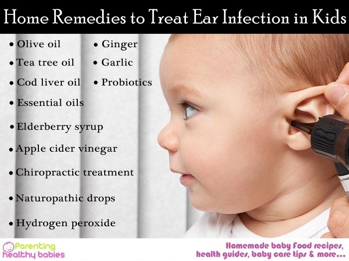 ear infection in kids