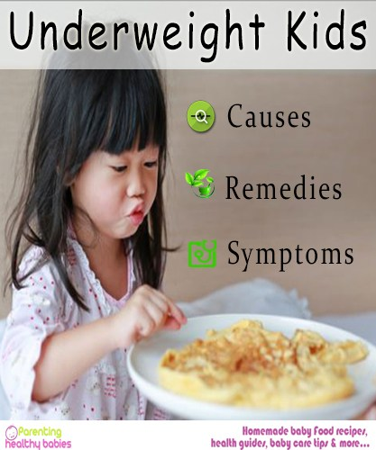 Underweight Kids