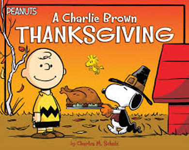 A Charlie Brown Thanksgiving1