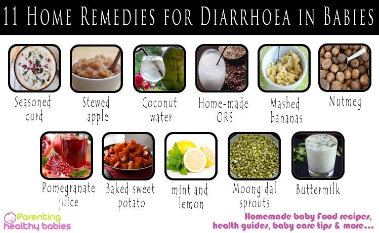 diarrhoea in babies