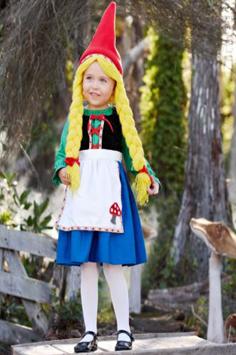Little Gnome Girl
