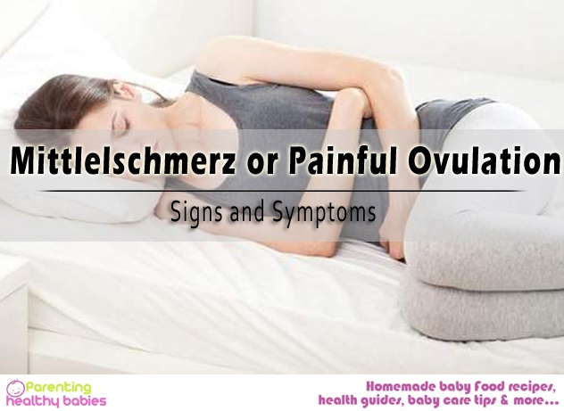 Mittlelschmerz or painful ovulation