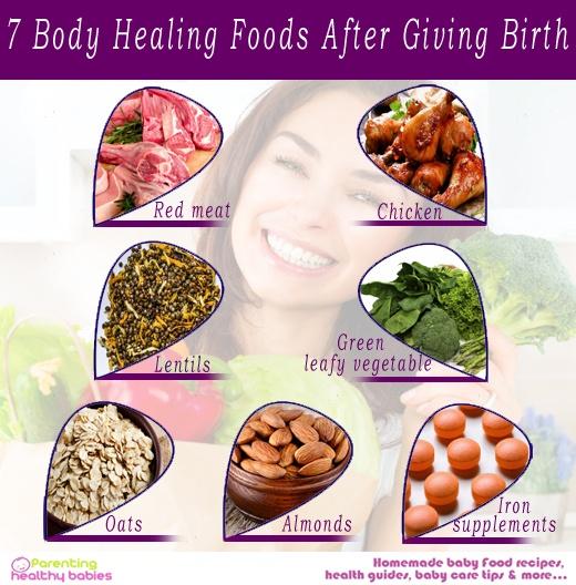 healing food