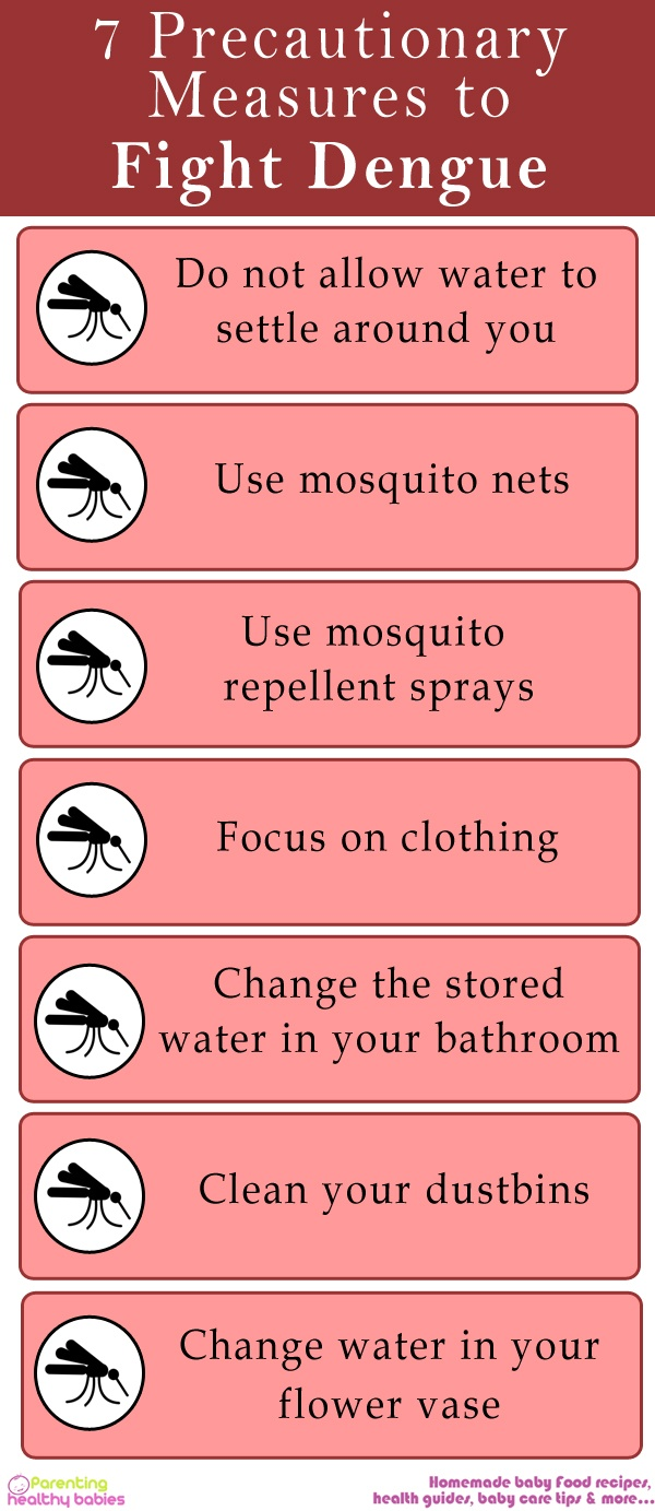 measures to fight dengue
