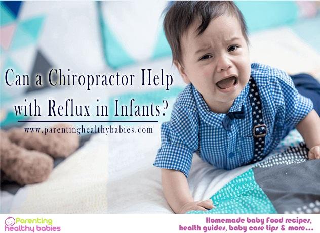 reflux infants