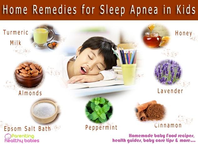Sleep Apnea in Kids