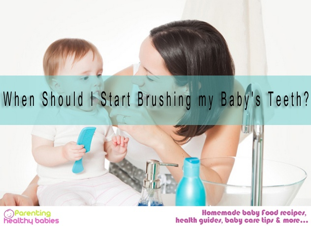 Start Brushing toddler