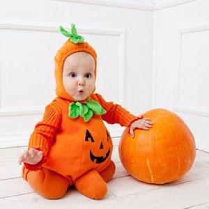 Baby pumpkin patch