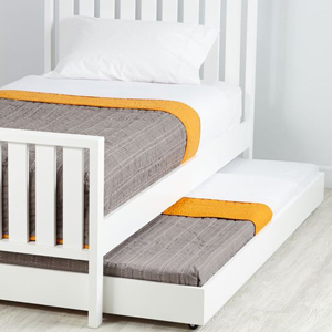 Cargo trundle bed