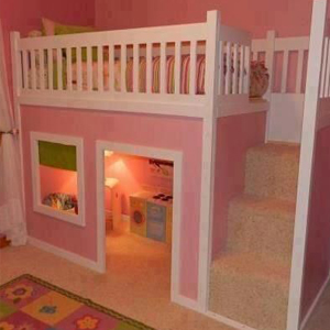 Kids Isabelle Twin Bed