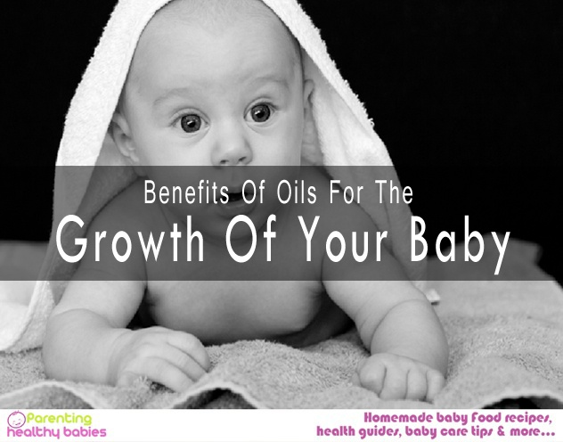 Oils For Growth Baby