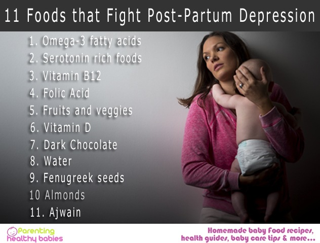 postpartum depression food1
