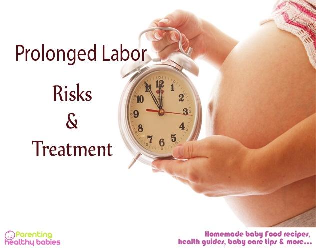 prolonged labor risk