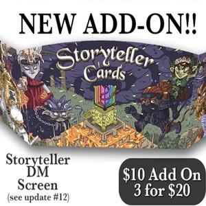 Add-on storytelling