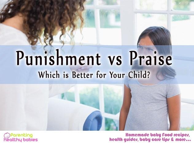 Punishment vs Praise