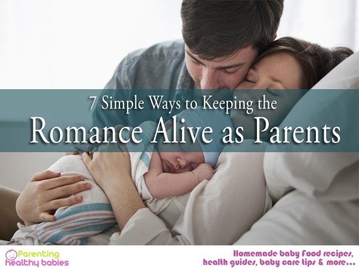 Romance Alive as Parents