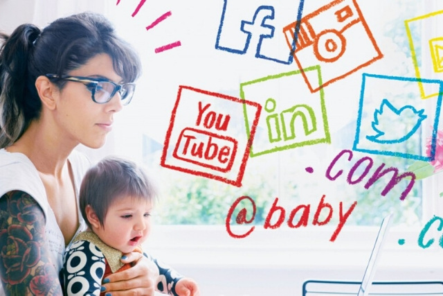 make a website for baby