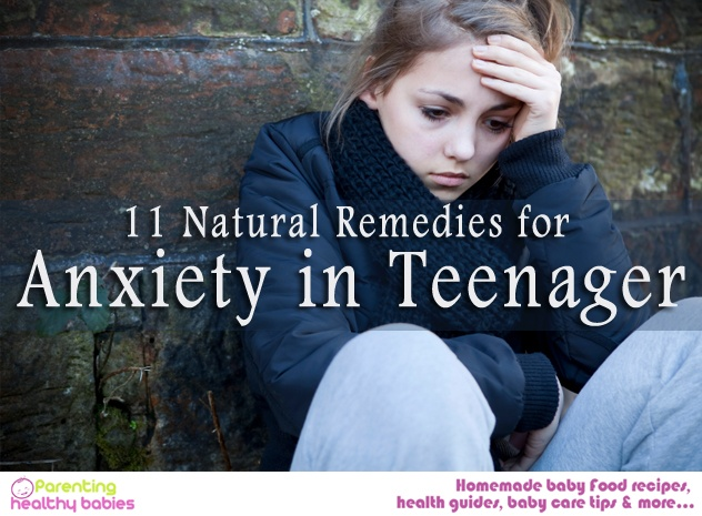 Anxiety in Teenager