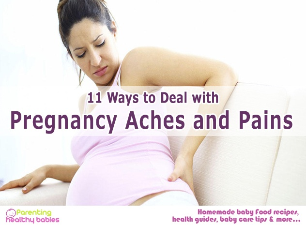 Pregnancy Aches and Pains