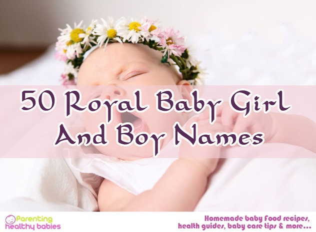 Royal Baby Names