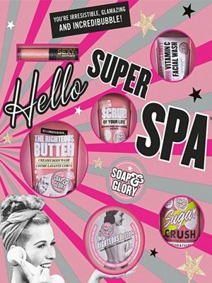 Soap and Glory Hello Super Spa