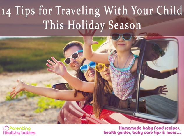 Traveling with Your Child