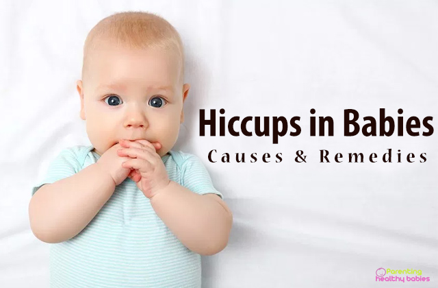 hiccups in babies