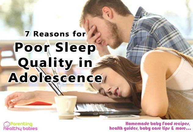 sleep quality in Adolescence