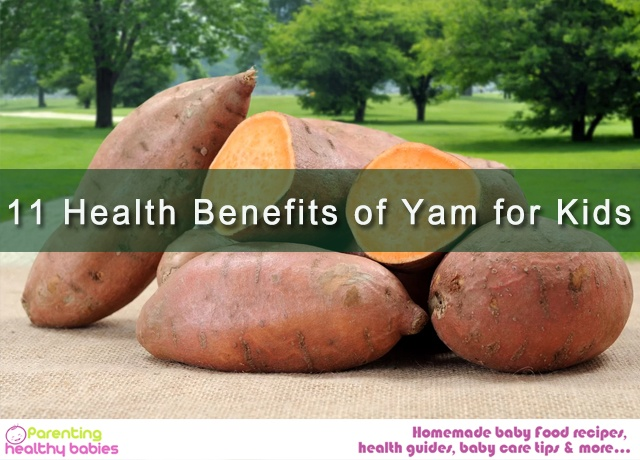 Benefits of Yam