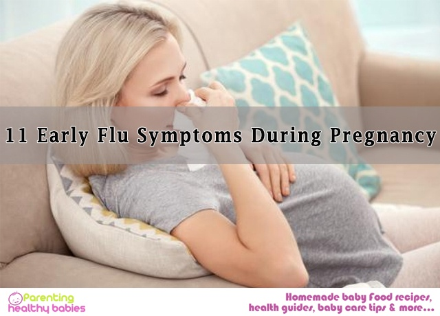 Flu Symptoms during Pregnancy
