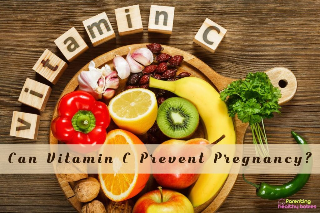 Vitamin and pregnancy