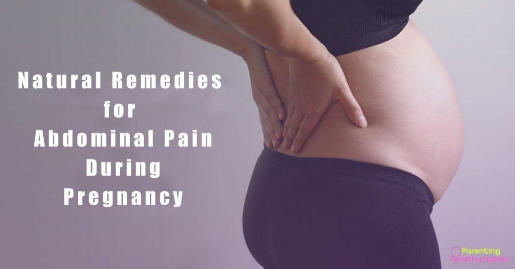abdominal pain during pregnancy (1)