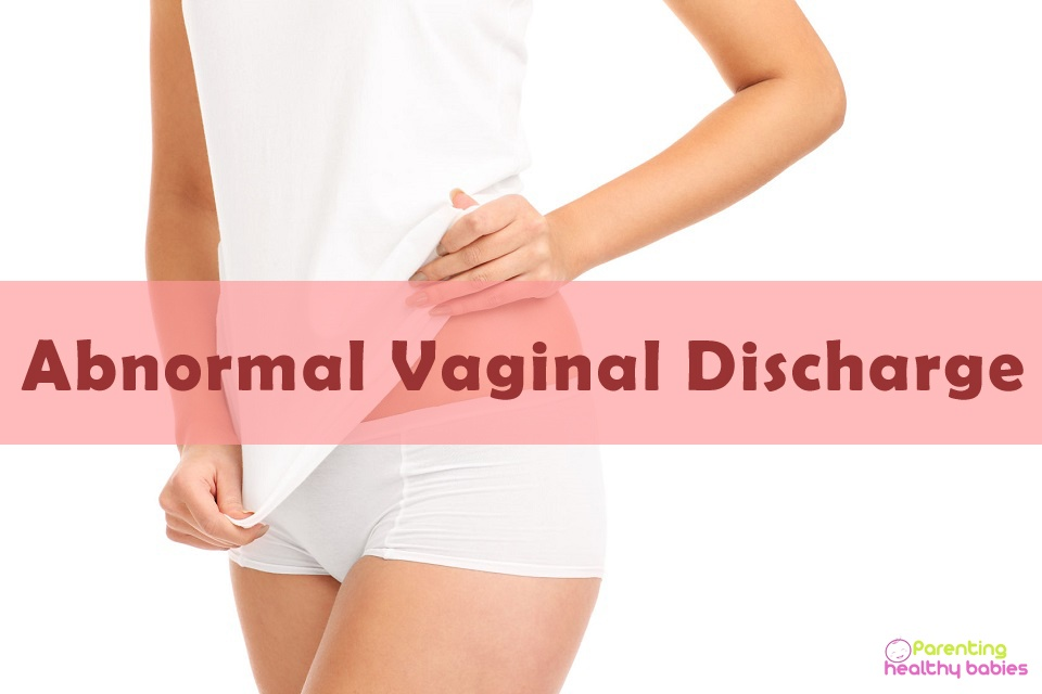 abnormal vaginal discharge